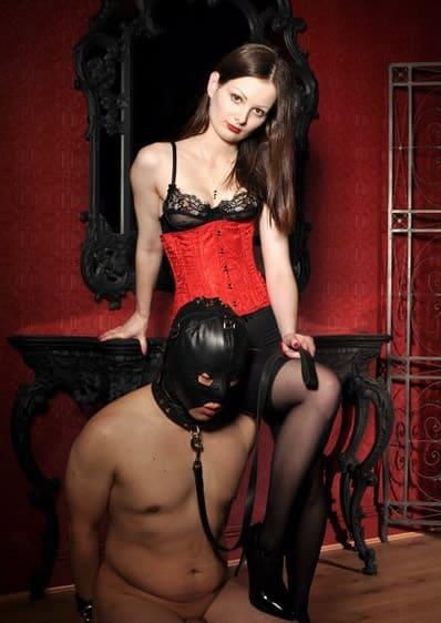 Herrin Und Sklave